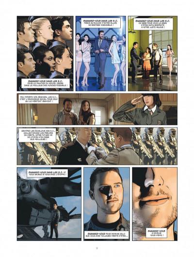 Page 8 Mémoires de la guerre civile tome 2