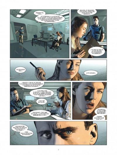 Page 9 Mémoires de la guerre civile tome 2