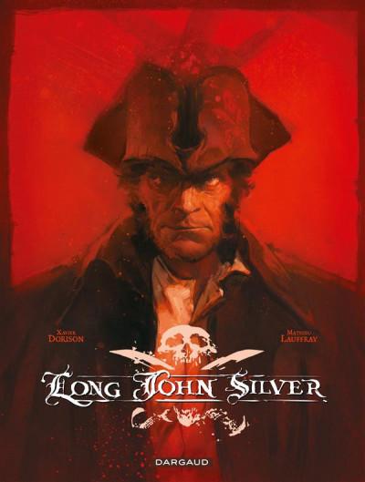 Couverture Long John Silver intégrale