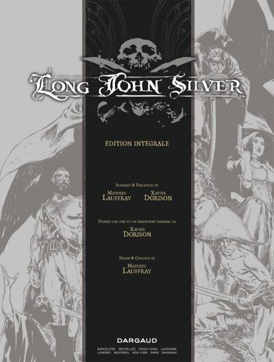 Page 1 Long John Silver intégrale
