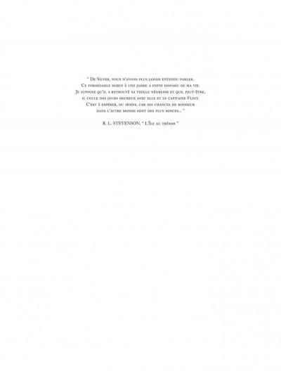 Page 3 Long John Silver intégrale