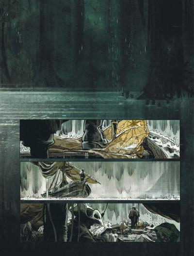 Page 7 Long John Silver intégrale