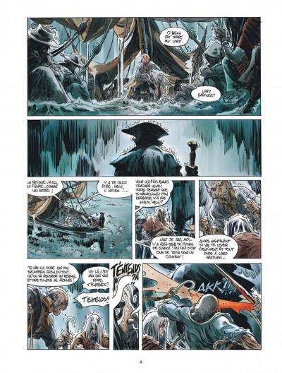 Page 8 Long John Silver intégrale