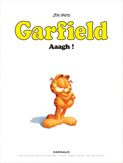 Page 1 Garfield tome 63