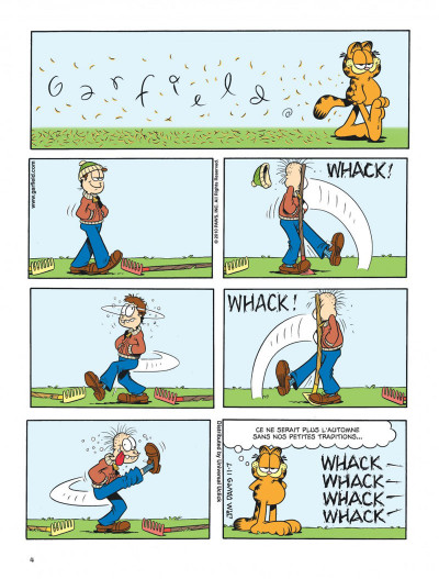 Page 4 Garfield tome 63