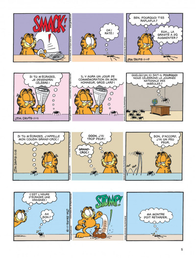 Page 5 Garfield tome 63