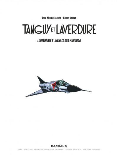 Page 1 Tanguy et Laverdure - intégrale tome 5