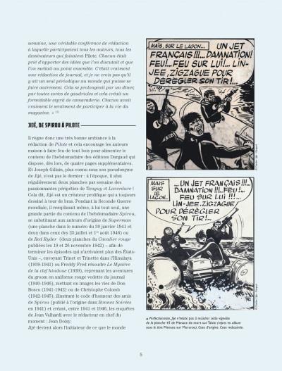 Page 5 Tanguy et Laverdure - intégrale tome 5