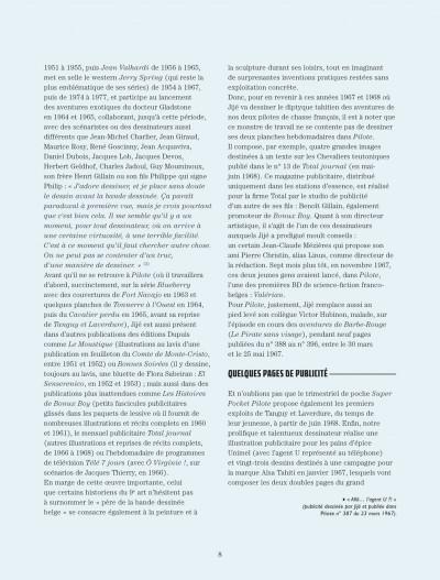 Page 8 Tanguy et Laverdure - intégrale tome 5