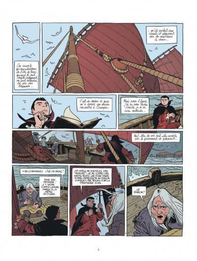 Page 5 Le marquis d'Anaon - intégrale