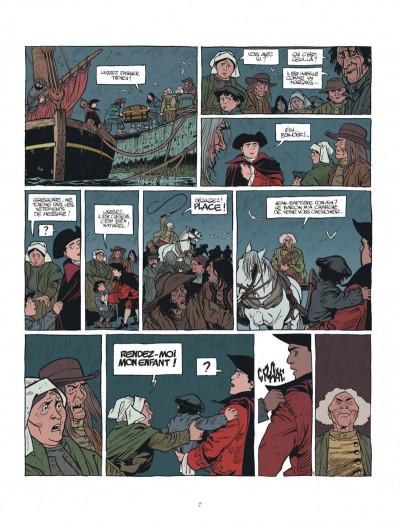 Page 7 Le marquis d'Anaon - intégrale