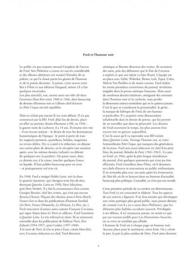 Page 5 Le fond de l'air est Fred