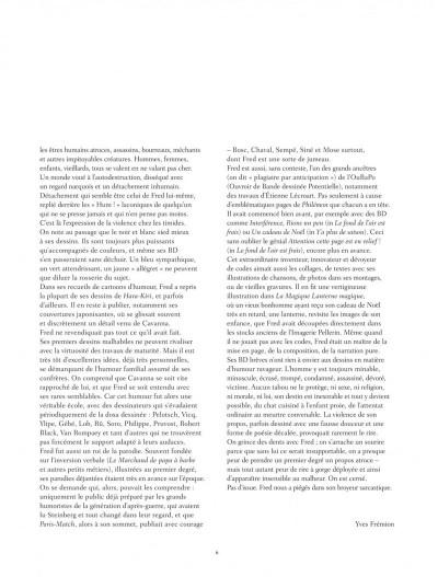 Page 6 Le fond de l'air est Fred