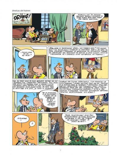 Page 7 Les impétueuses tribulations d'Achille Talon tome 3
