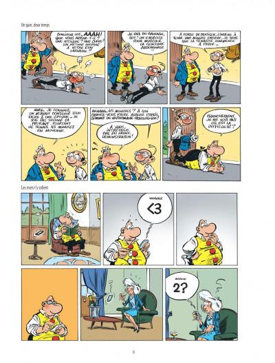 Page 8 Les impétueuses tribulations d'Achille Talon tome 3