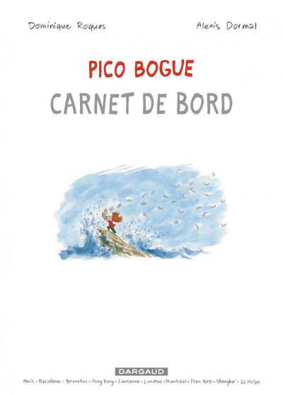 Page 1 Pico Bogue tome 9