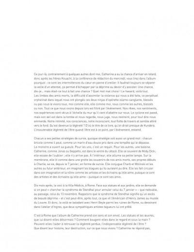 Page 4 La légèreté