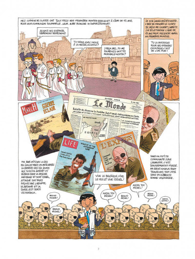 Page 7 Falafel sauce piquante