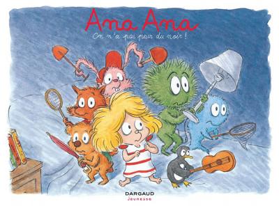 Couverture Ana Ana tome 7