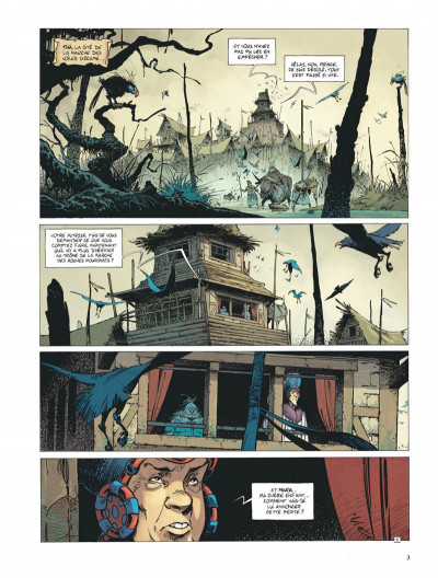 Page 2 Avant la quête de l'oiseau du temps tome 5