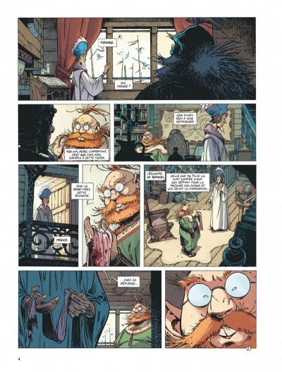 Page 3 Avant la quête de l'oiseau du temps tome 5