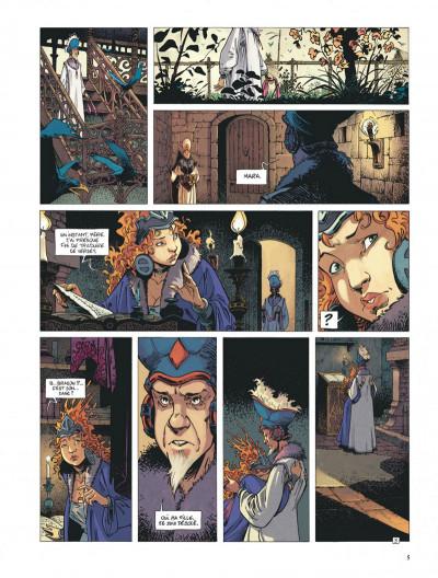 Page 4 Avant la quête de l'oiseau du temps tome 5
