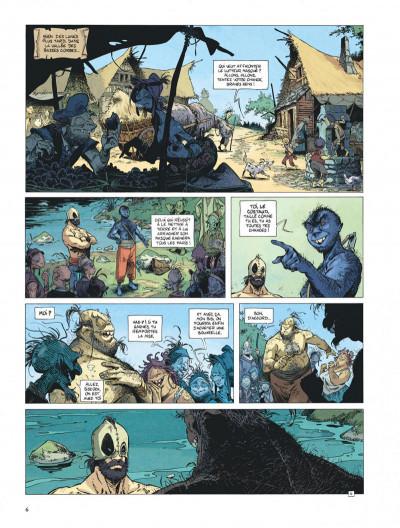 Page 6 Avant la quête de l'oiseau du temps tome 5