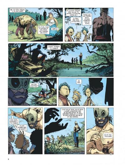 Page 8 Avant la quête de l'oiseau du temps tome 5
