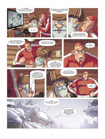 Page 4 Les aventures de Teddy Riner tome 2