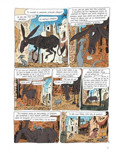 Page 4 Le chat du rabbin tome 7