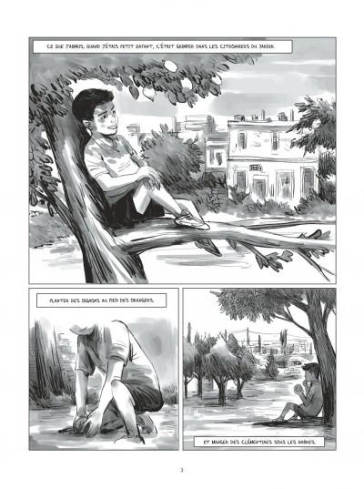 Page 3 Haytham - une jeunesse syrienne