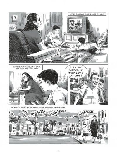 Page 4 Haytham - une jeunesse syrienne
