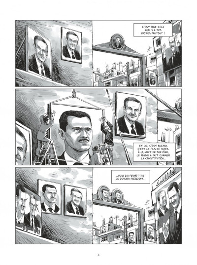 Page 6 Haytham - une jeunesse syrienne