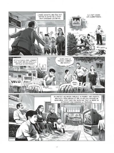 Page 7 Haytham - une jeunesse syrienne