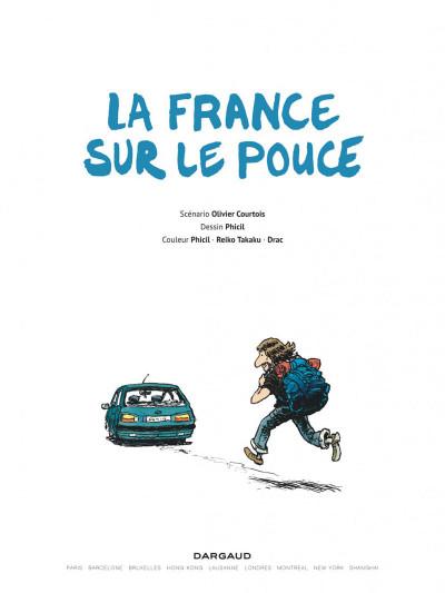 Page 1 La France sur le pouce