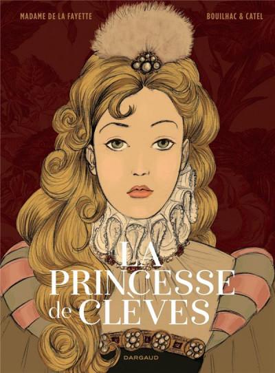 Couverture La princesse de Clèves + ex-libris offert
