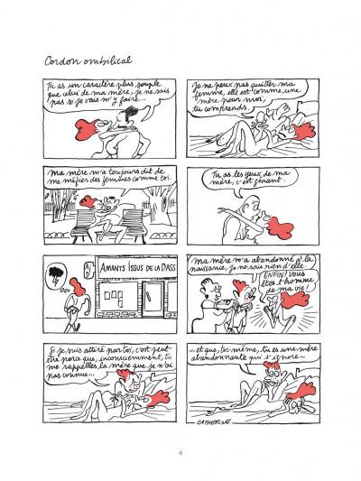 Page 6 Scènes de la vie hormonale