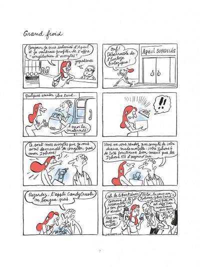 Page 7 Scènes de la vie hormonale