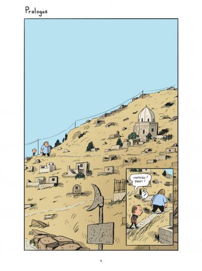 Page 3 Gérard, cinq années dans les pattes de Depardieu