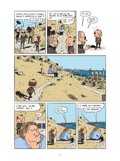 Page 4 Gérard, cinq années dans les pattes de Depardieu