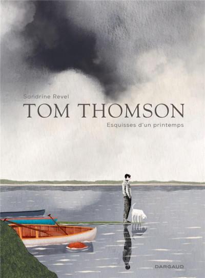 Couverture Tom Thomson, esquisses du printemps