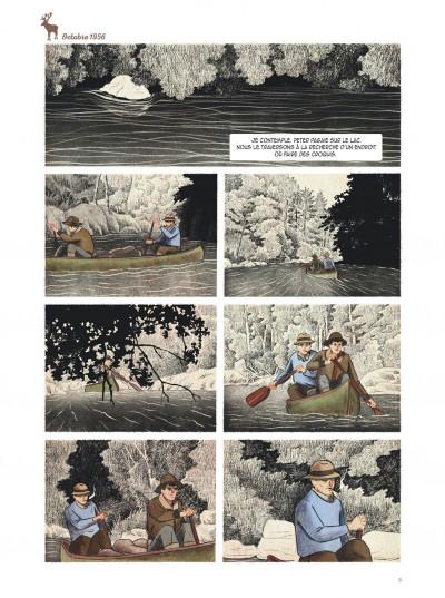 Page 5 Tom Thomson, esquisses du printemps