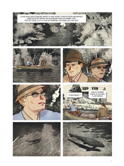 Page 7 Tom Thomson, esquisses du printemps