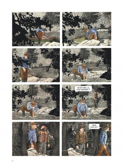 Page 8 Tom Thomson, esquisses du printemps