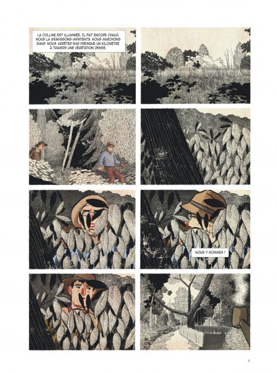 Page 9 Tom Thomson, esquisses du printemps