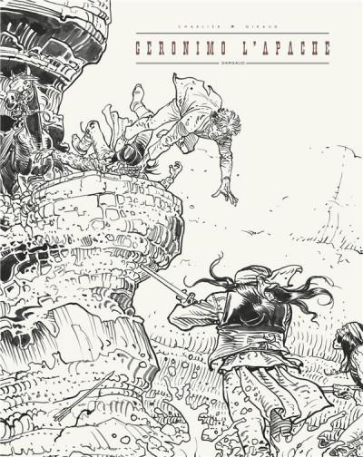 Couverture Blueberry - édition noir et blanc tome 26