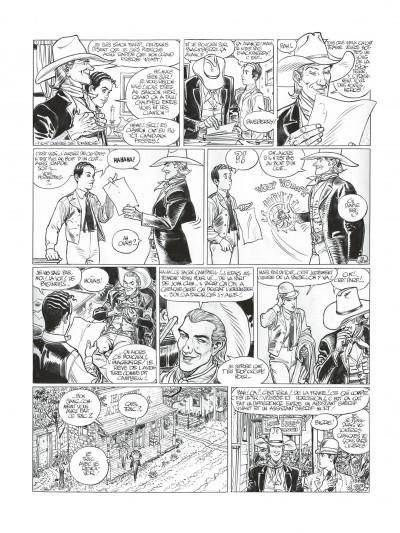 Page 7 Blueberry - édition noir et blanc tome 26