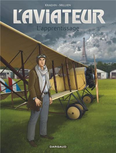 Couverture L'Aviateur tome 2