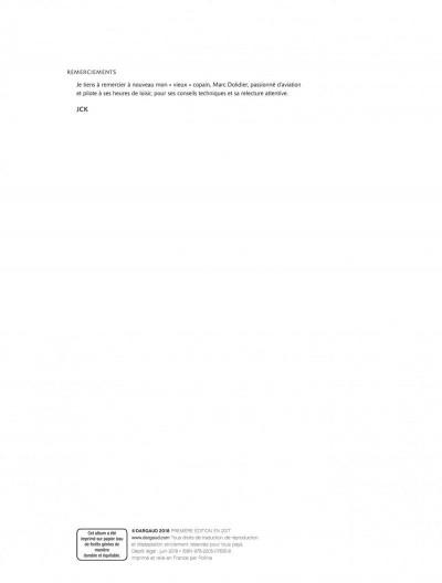 Page 2 L'Aviateur tome 2