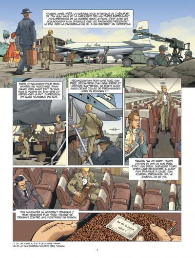 Page 3 L'Aviateur tome 2